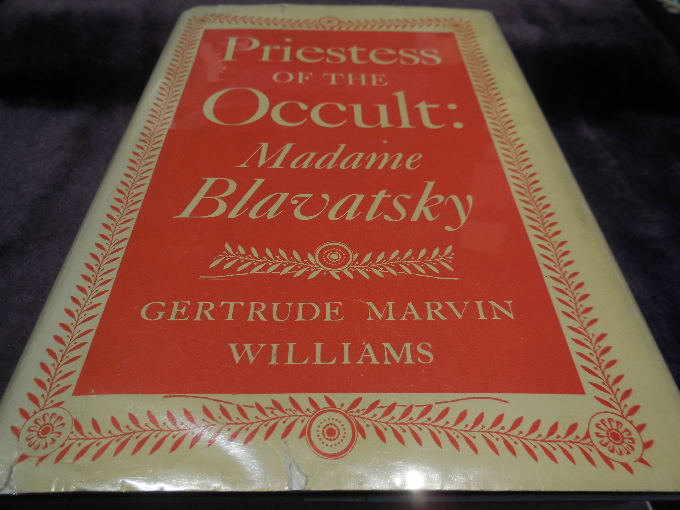 Image for Priestess of the Occult: Madame Blavatsky